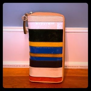 Used Tory Burch Continental Wallet